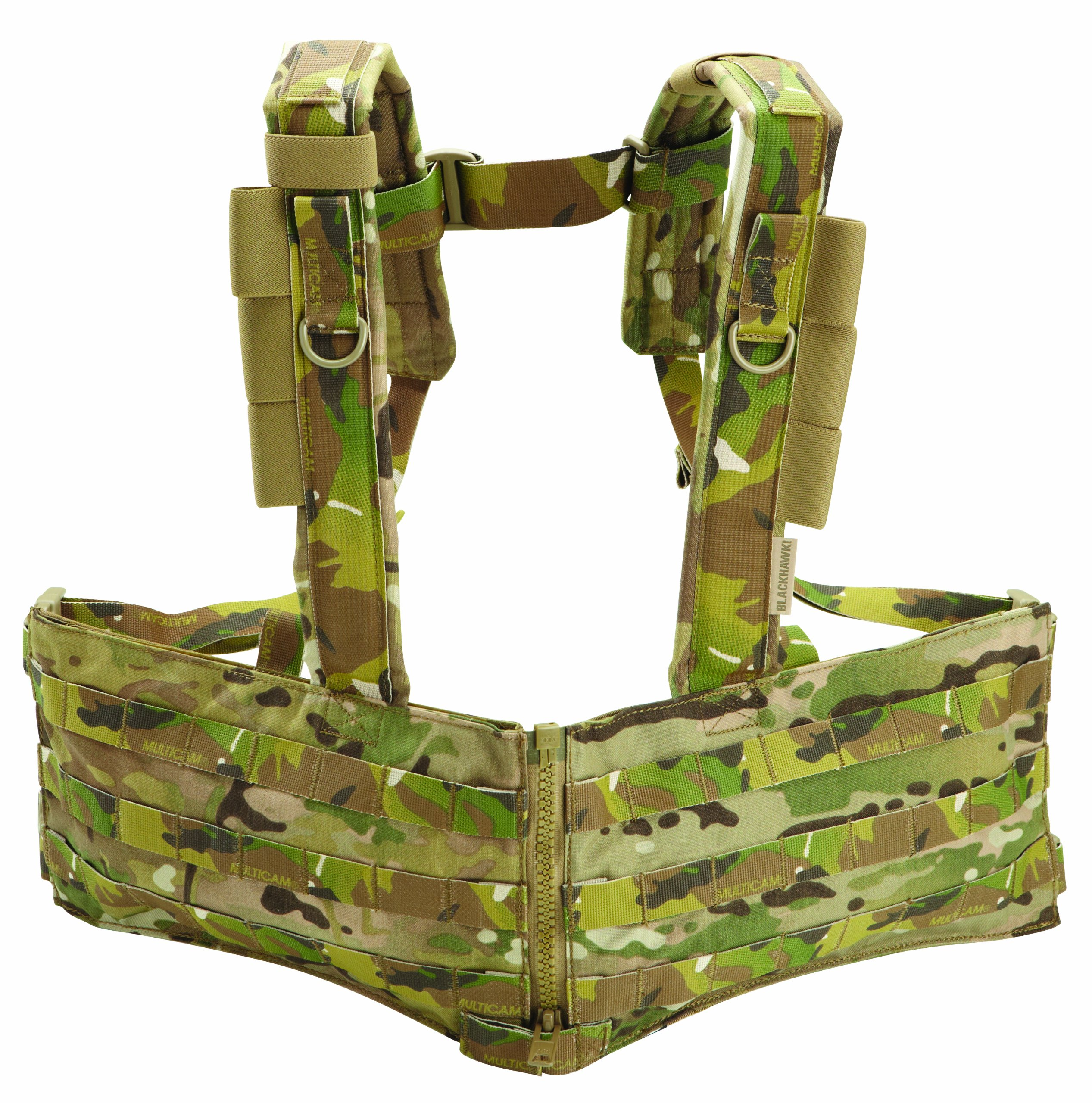 Blackhawk Split Front Chest Rig, MultiCam