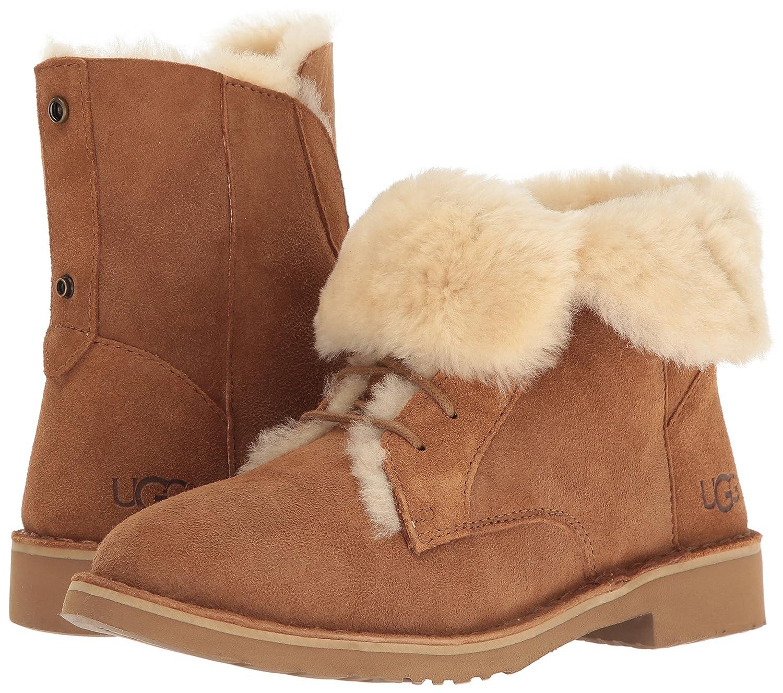 b4f2b0f6d49 Ugg® Australia Quincy Boots Tan 4.5 UK: Amazon.co.uk: Shoes & Bags