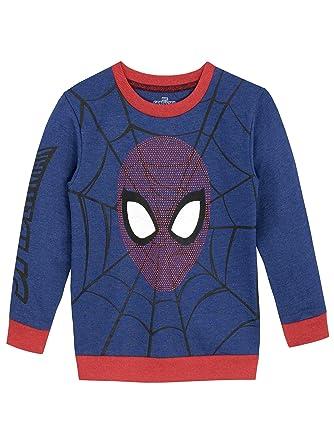 Spiderman - Suéter para Niños - El Hombre Araña: Amazon.es: Ropa y accesorios
