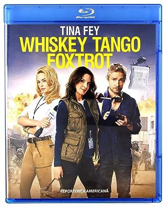 Whiskey Tango Foxtrot Blu-Ray Region B IMPORT No hay versión ...