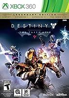 DESTINY: THE TAKEN KING - EDIÇÃO LENDARIA - XBOX 360