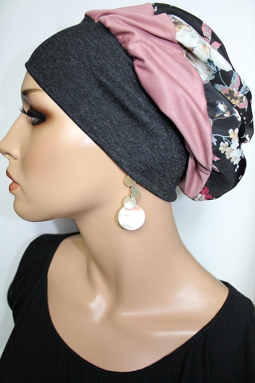 Beanie M/ütze Ballonm/ütze Blumen Herbstlich little things in life Chemo Cap Hat Chemom/ütze M/ütze bei Krebs Kopfbedeckung Turban