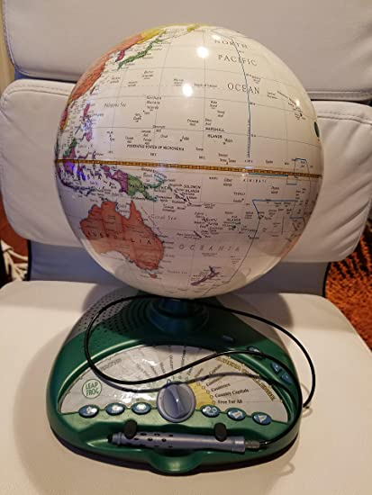 Amazon leapfrog explorer smart globe interactive games eureka leapfrog explorer smart globe interactive games eureka challenge gumiabroncs Choice Image