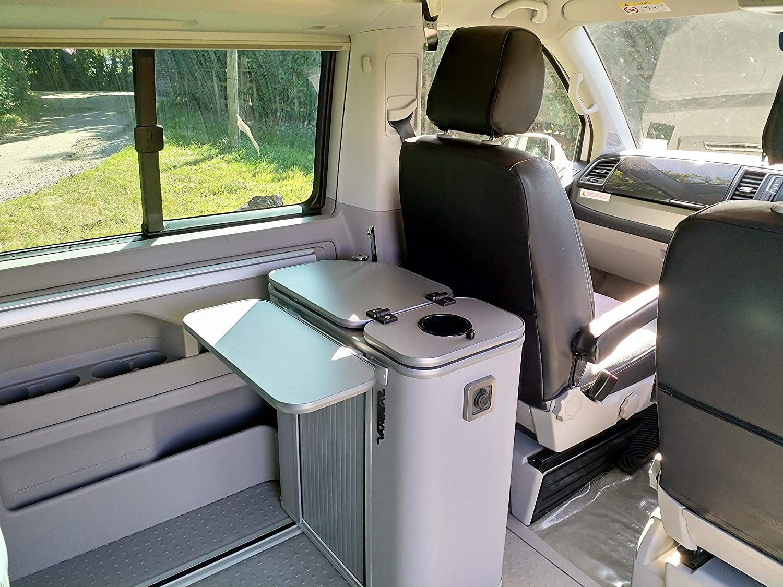 Furgoneta unidad para caravana conversión. Unidad Vangear Nano: Amazon.es: Coche y moto