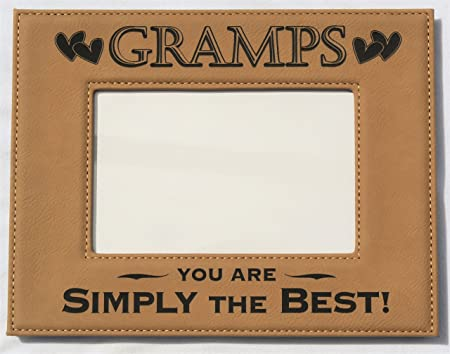 Gramps Photo Frame Portrait 6x4 Special Gramps 1144F