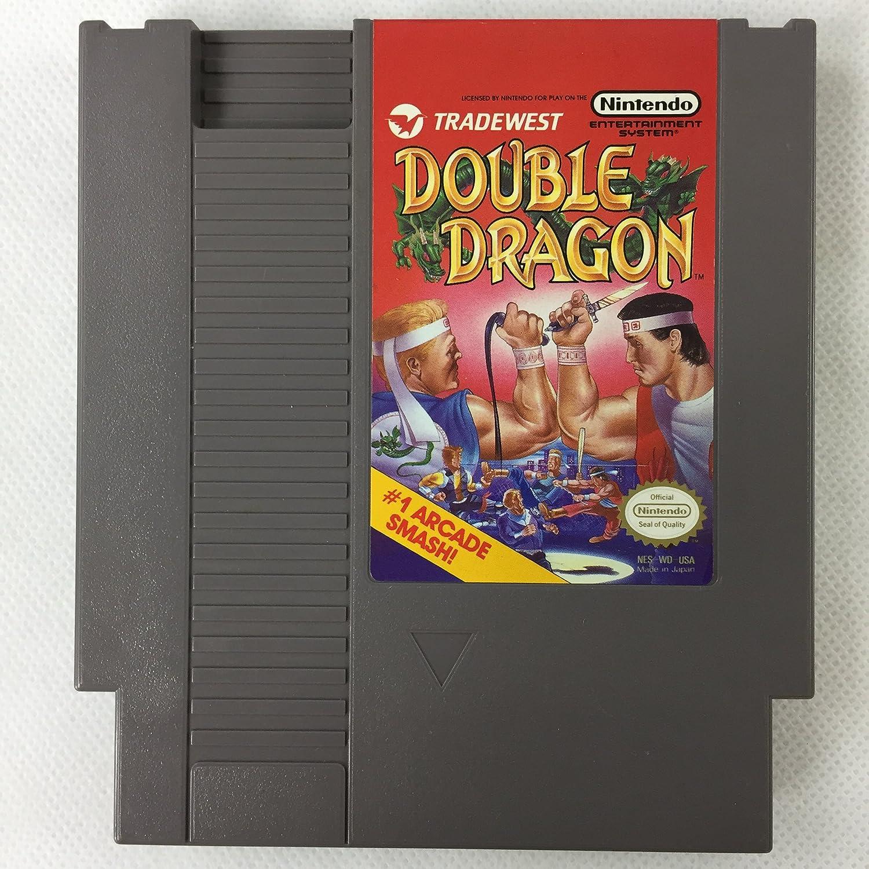 Amazon Com Double Dragon Nintendo Nes Video Games