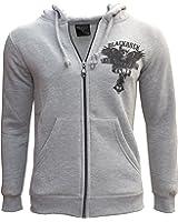 Black Rock Men's Long Sleeve Hoodie Grey Grey