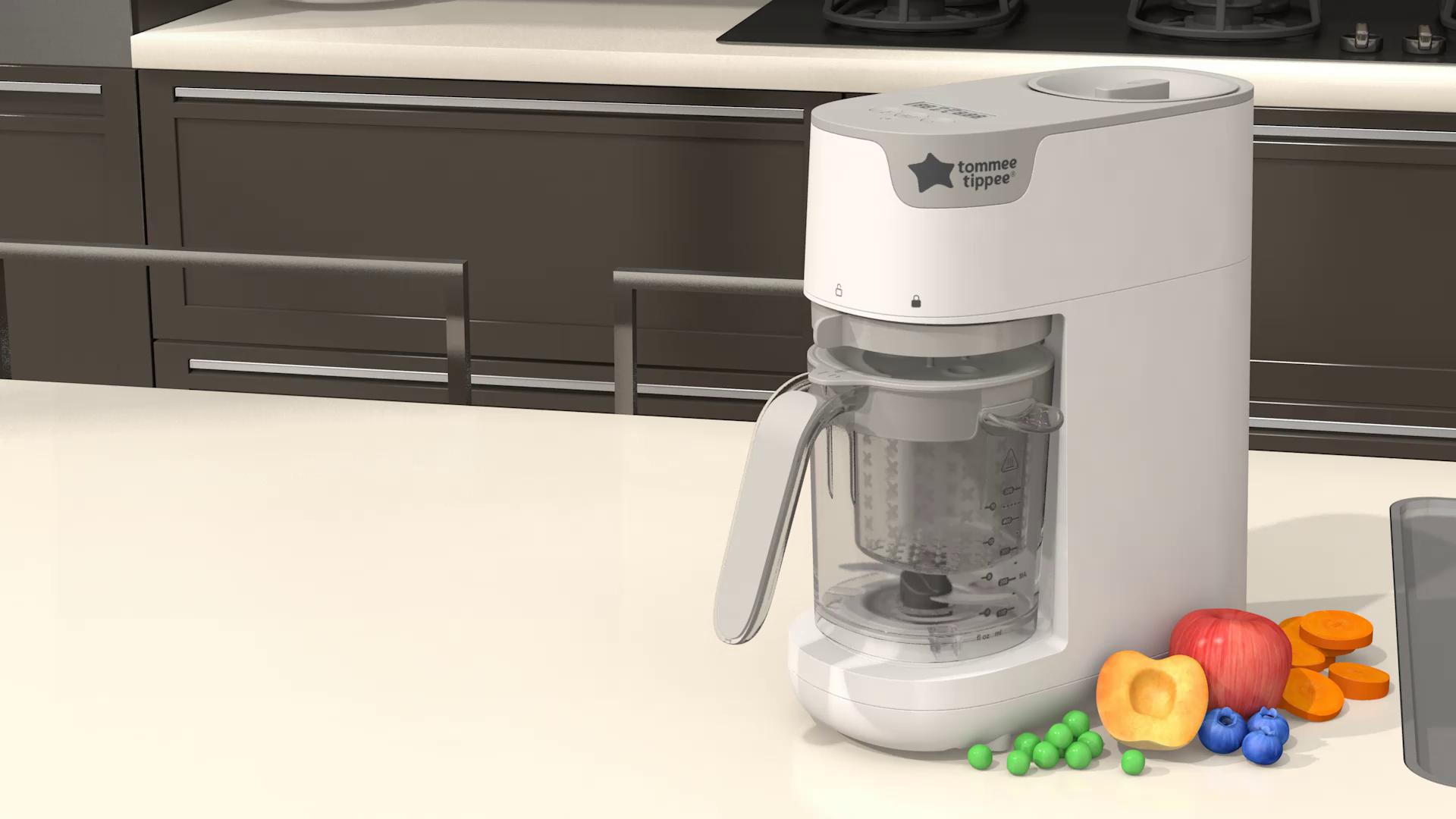 Tommee Tippee Baby - Robot de Cocina para Bebés: Amazon.es: Bebé