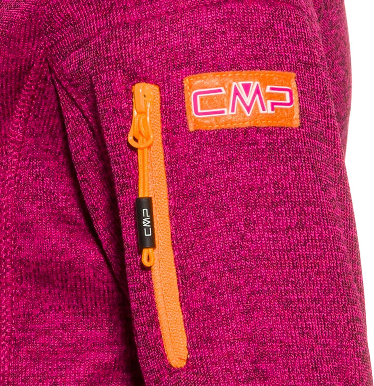 CMP M/ädchen Strickfleece Jacke 30h5905 Jacke