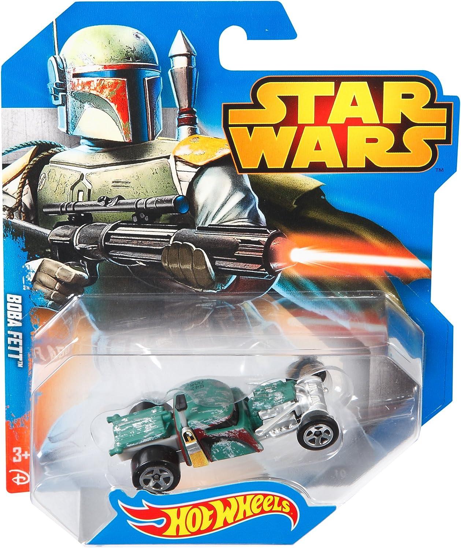 Hot Wheels 2014 Star Wars Bobba Fett 1:64 Scale FAST FREE SHIPPIING !!!