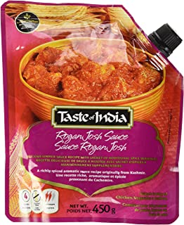 Taste Of India Simmer Sauce Roganjosh