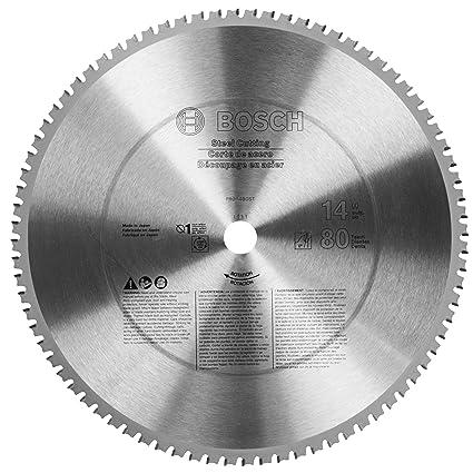 Bosch pro1480st 14 in 80 tooth ferrous metal cutting circular saw bosch pro1480st 14 in 80 tooth ferrous metal cutting circular saw blade greentooth Image collections
