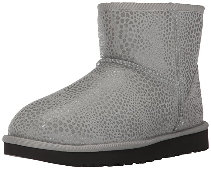 938d15cbb62 Leather boots 1019637 Mini Glitzy from UGG: Amazon.co.uk: Shoes & Bags