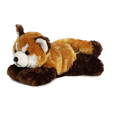 "Aurora - Mini Flopsie - 8"" Red Panda: Toys & Games"