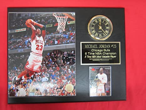 f1e28db3039 Image Unavailable. Image not available for. Color  Michael Jordan Chicago  Bulls ...