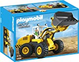 Playmobil 5469 City Action Construction Large Front Loader - Multi-Coloured