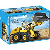Playmobil - 5469 - Figurine - Chargeuse Avec Godet