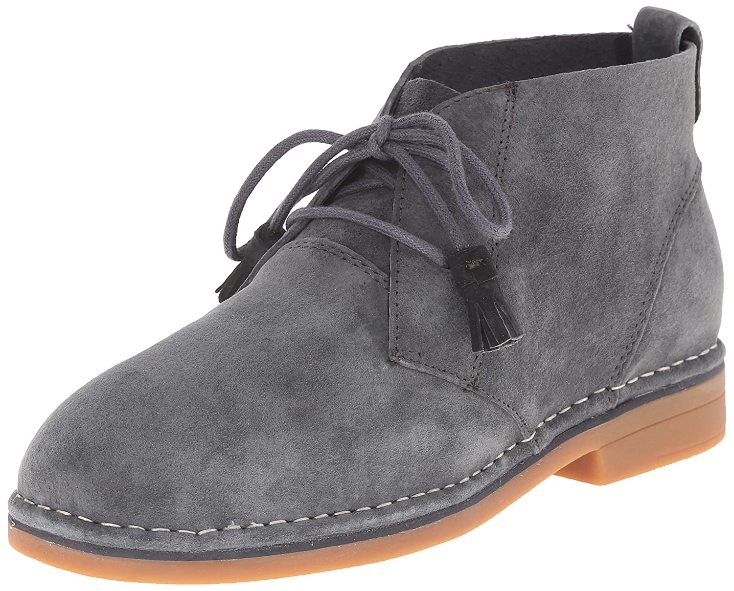 Hush Puppies Women's Cyra Catelyn Boot B00W5Y82FO 9.5 B(M) US|Dark Grey