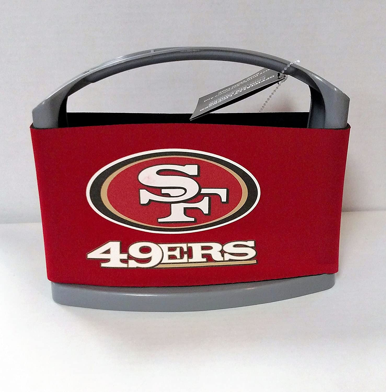NFL San Francisco 49ers Cool Six Cooler, Maroon