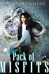 Reese (Pack of Misfits Book 2) Kindle Edition