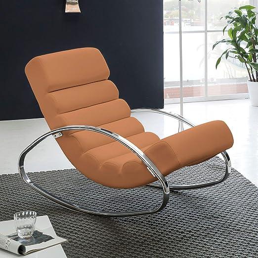 Wohnling Relaxliege Sessel Kunstleder Fernsehsessel Farbe ...