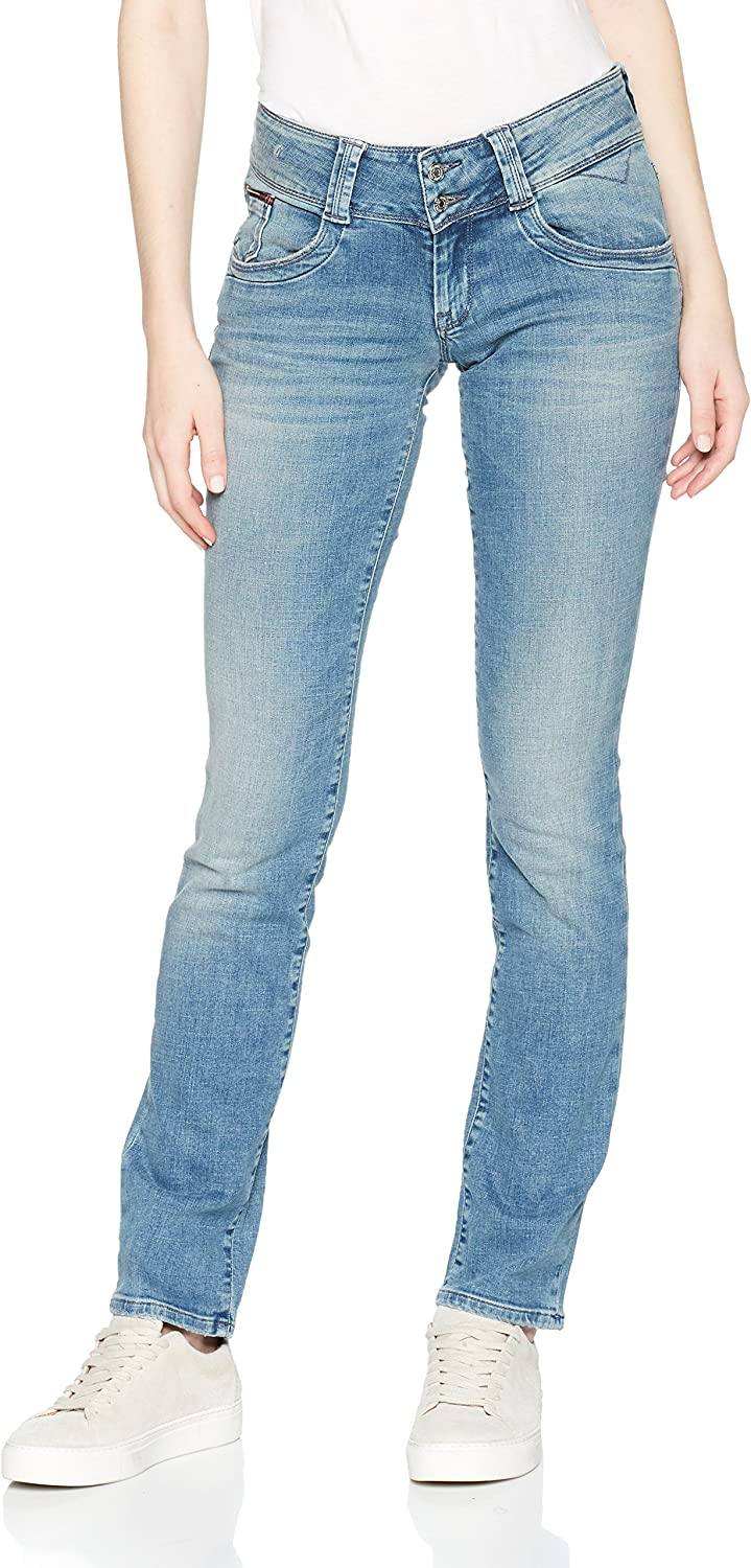 Tommy Jeans Mujer Low Rise  Viola jeans rectos  recta