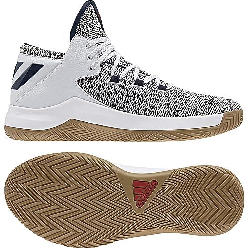100% authentic 0d465 29355 Adidas Rise Up, Zapatos de Baloncesto para Hombre, Negro (NegbasNegutiftwbla),  39 EU Amazon.es Zapatos y complementos