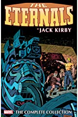 Eternals by Jack Kirby: The Complete Collection (Eternals (1976-1978)) (English Edition) eBook Kindle