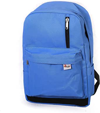 Garage Blue School Backpack