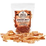 Pure USA Chicken Jerky, Grain and Filler Free, Premium Grade A Fillets from American Chicken Breast. All Natural Brutus & Barnaby Chicken Strips are Great for Dogs and Cats
