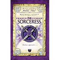 The Sorceress: Book 3 (The Secrets of the Immortal Nicholas Flamel) (English Edition)