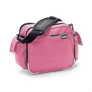 """Hopkins Medical Products Pink Mini Home Health Shoulder Bag 10""""W x 7""""D x 9.5""""H"""