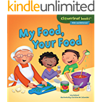 My Food, Your Food (Cloverleaf Books ™ — Alike and Different)