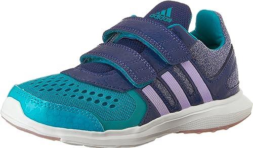 adidas Kids' HyperFast 2.0 CF Running Shoe, Raw Purple/Purple Glow ...