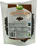 Everland Organic Dark Fair Trade Chocolate Chips, 227gm