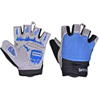 Datechip Bike Gloves Fingerless Cycling Gloves Gel Padded