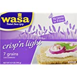 Wasa 7 Grain Crispbread, 4.9 oz