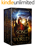 Song of the Worlds (Boxed Set, Books 1-3)