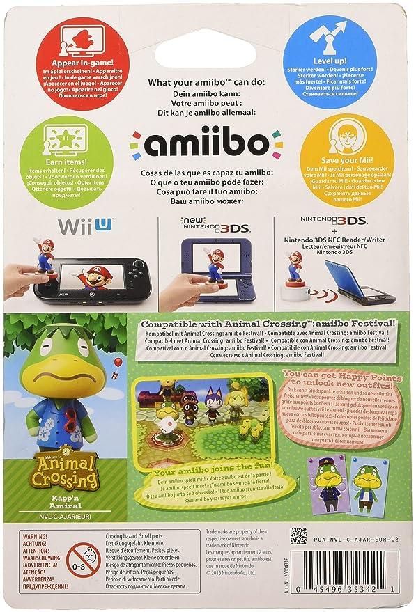 Nintendo - Figura amiibo Capitán: not machine specific: Amazon.es ...