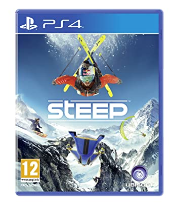 Steep (PS4): Amazon co uk: PC & Video Games