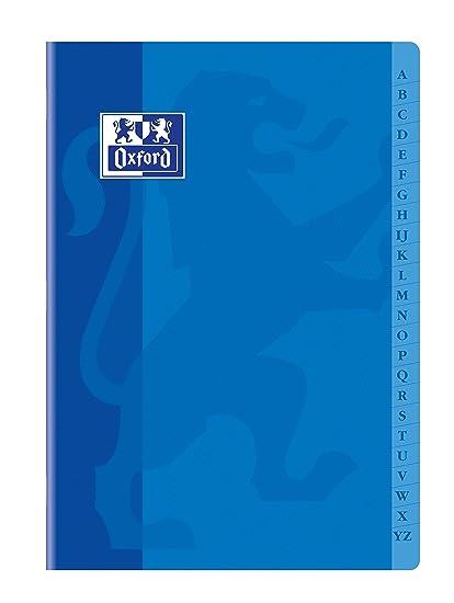 Oxford 100102779 - Agenda, 21 x 29,7 cm, 96 páginas ...