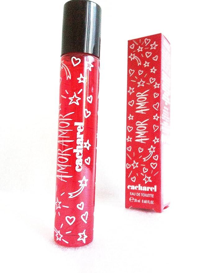 4b57778e96e Cacharel - Amor Amor Eau De Toilette 20ml Spray: Amazon.co.uk: Beauty