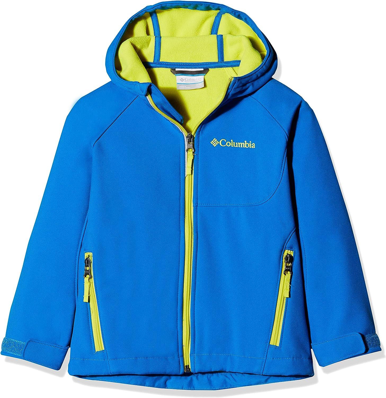Columbia Softshell Cascade Ridge II Veste Enfant