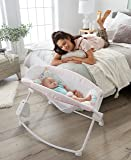 Fisher-Price Auto Rock 'n Play Sleeper, Pink