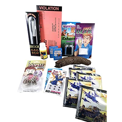 The One Stop Fun Shop Tease Your Boyfriend Prank Kit: Toys & Games