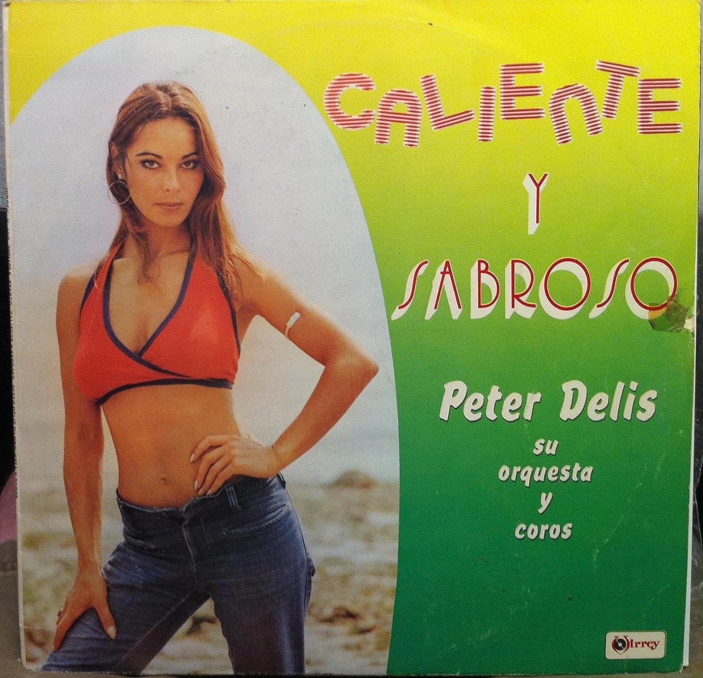 Peter Delis - PETER DELIS CALIENTE Y SABROSO vinyl record - Amazon.com Music