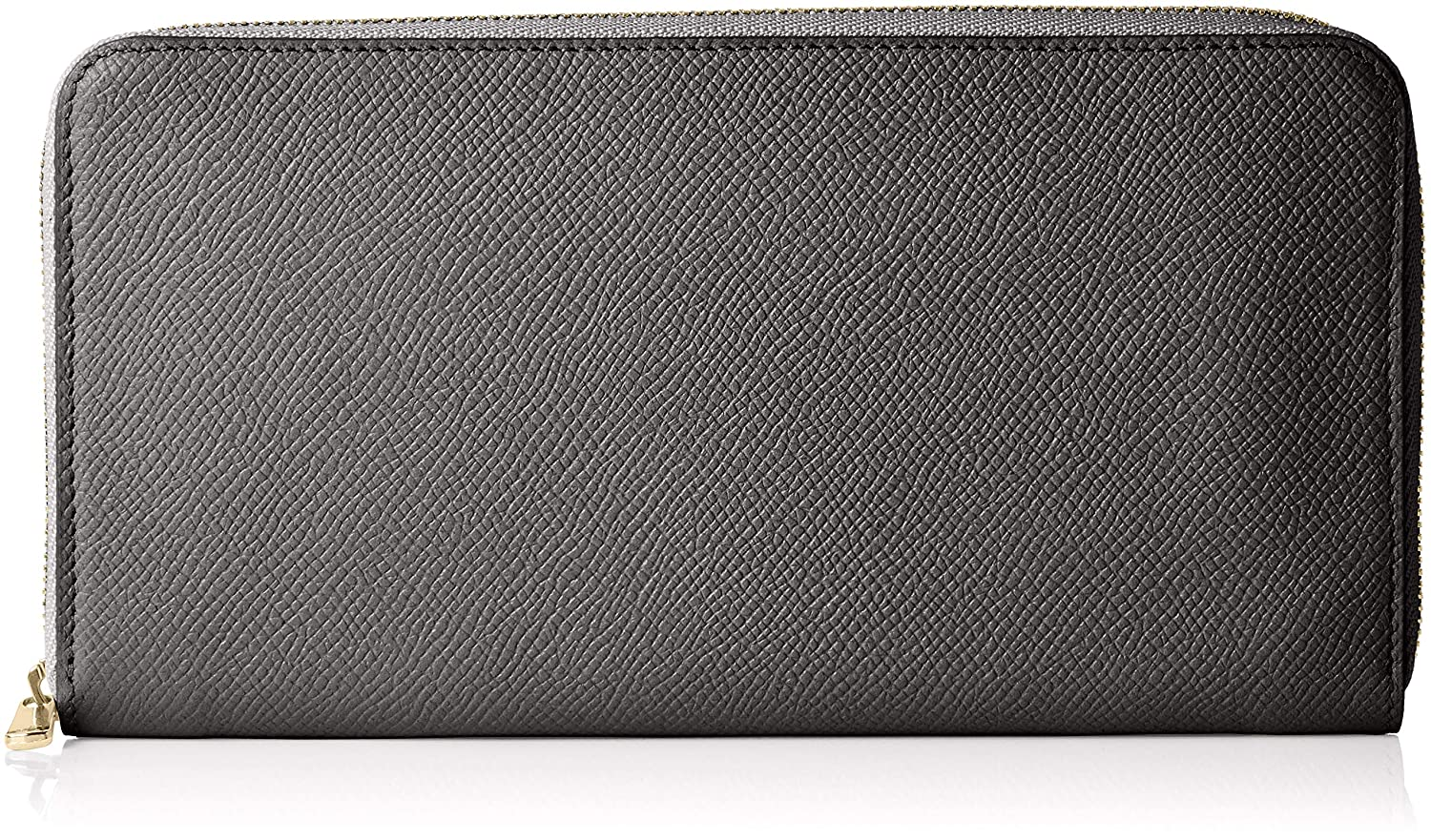 [ファーロ] LONG ZIP WALLET BOLERO FRO401228 B07J2RGQTN CARBON BLACK