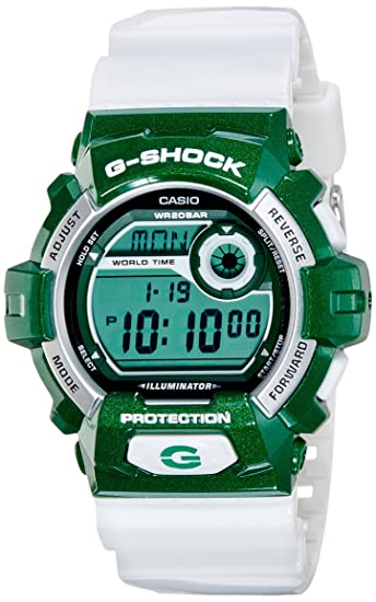 eedc97678f1 Buy Casio G-Shock Digital Green Dial Men s Watch - G-8900CS-3DR (G531)  Online at Low Prices in India - Amazon.in