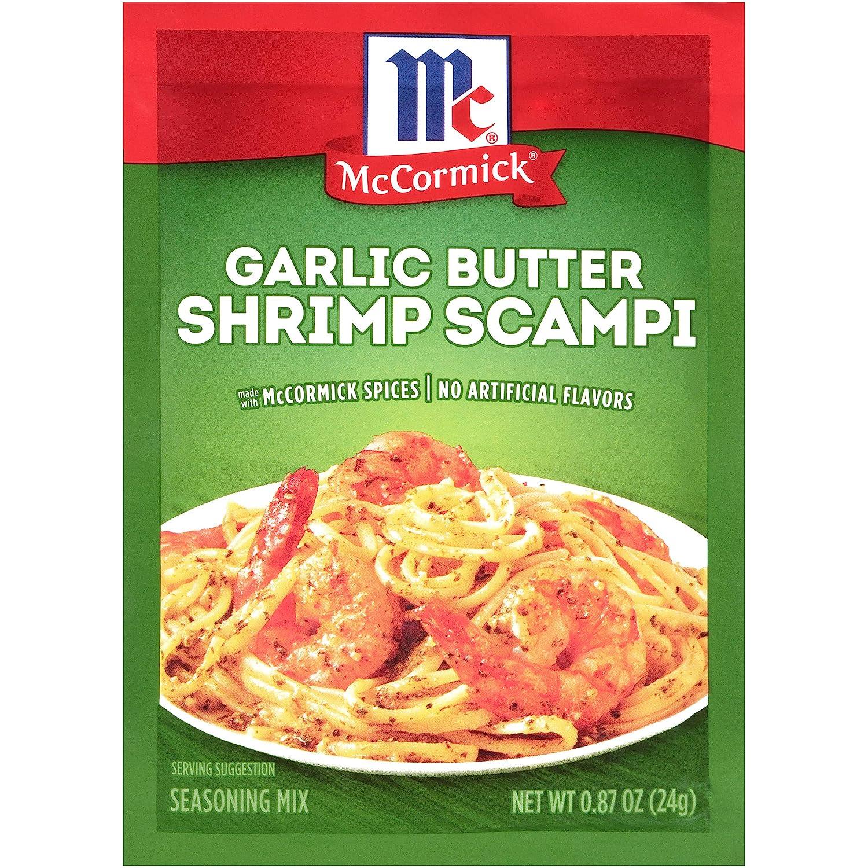 McCormick Garlic Butter Shrimp Scampi, 0.87 oz