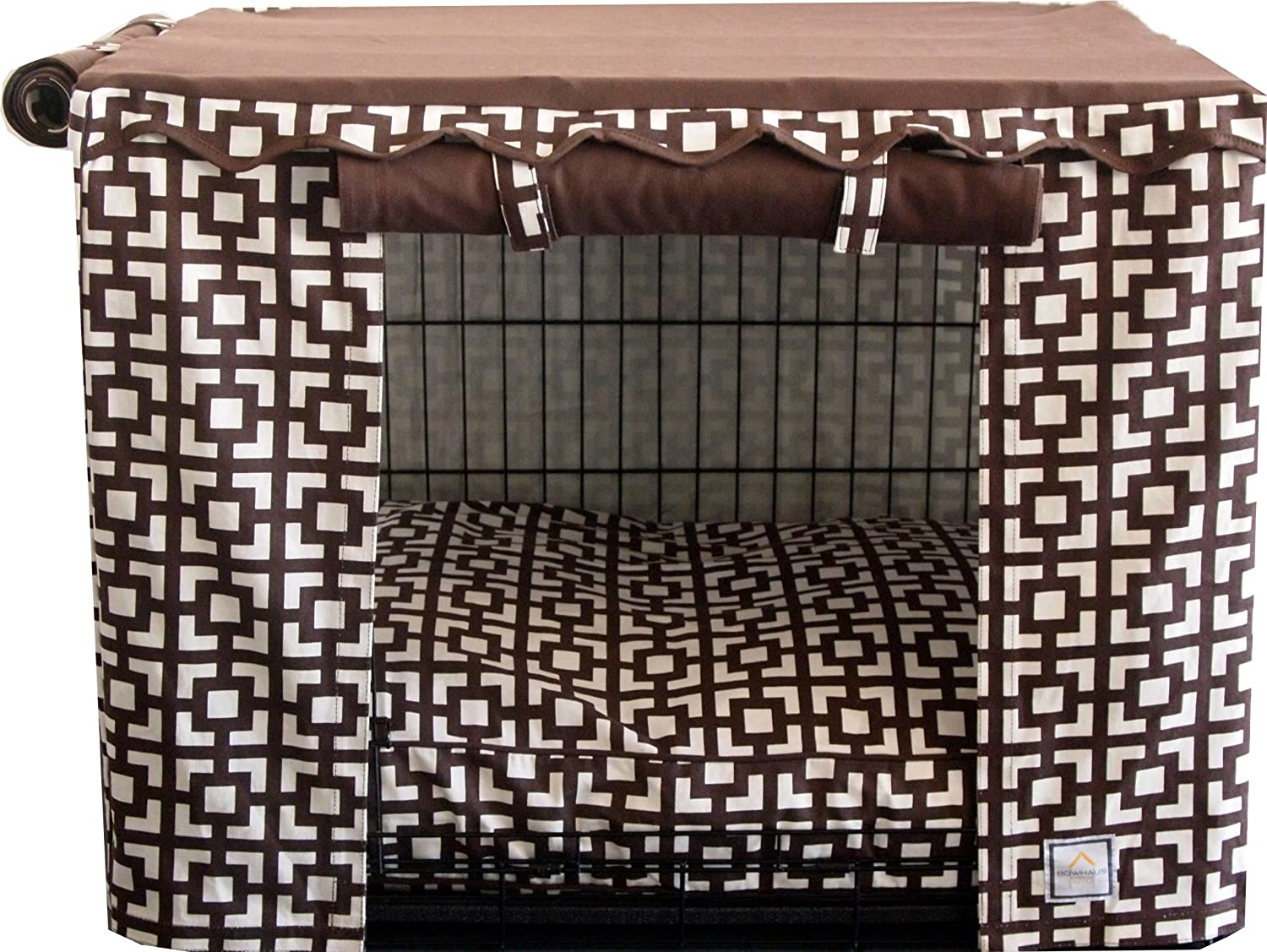 BowhausNYC Lattice Crate Cover Small